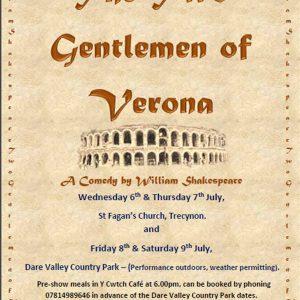 600xshowcase-siogenedd-aberdare-wales-youth-theater-performance-confidence-drama-club-2-gentlemen-of-verona-poster
